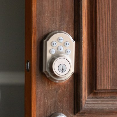 Napa security smartlock