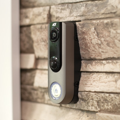 Napa doorbell security camera